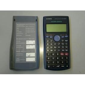 Calculadora Cientifica Casio Fx-82 Es