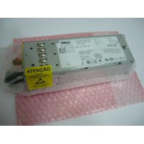 Fonte Dell Poweredge R710 T610 Pn Yfg1c A870p 870w