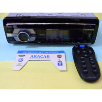 Stereo Positron Sp 3300 Ub Cd Usb Mp3 Am Fm F/ Desmontable