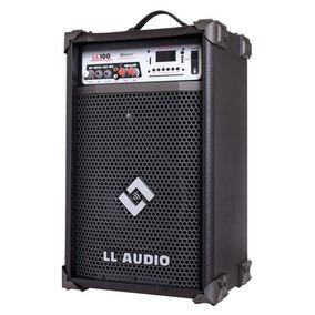 Caixa Amplificada Multiuso Linha Ll 100 Bt Bluetooh Ll Audio