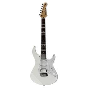 Guitarra Yamaha Pacifica 012 Wh Branca Na Cheiro De Musica