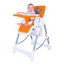 Silla De Comer Nowy Baby Conforta De 0-36 Meses Naranja