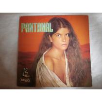 Lp Trilha Sonora Nacional Novela Pantanal, Disco Vinil, 1990