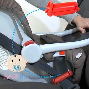 Trava Prende Cinto Segurança Para Bebê Conforto Cadeirinha