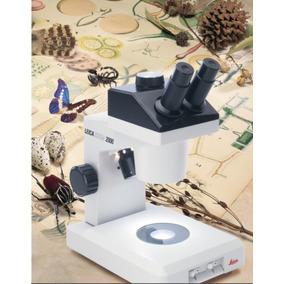 Microscopio Estereoscopio Leica Zoom 2000 Perfecto Estado