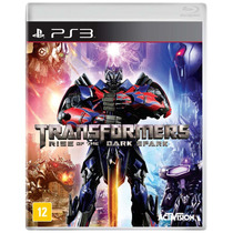 Transformers Rise Of The Dark Spark Ps3 Midia Fisica Lacrado