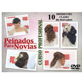 Video Tutorial Dvd Peluqueria Peinados Para Novias