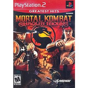 Mortal Kombat Shaolin Monks - Playstation 2
