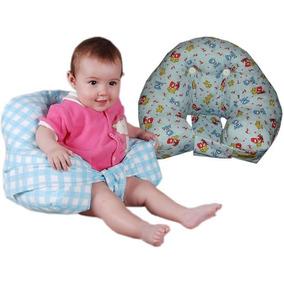 Almofada Dunenê Tam. P Poltrona Bebê Sentar C/acess