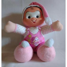 Boneca Mônica Baby Macacão - Multibrinky - Clássica