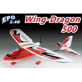 Wing-dragon 500 Class Rtf - Elétrico - Env.: 1.400 Mm Art 2
