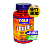 Now Foods Sports Tribulus Terrestris--1000mg - 90 Capsulas