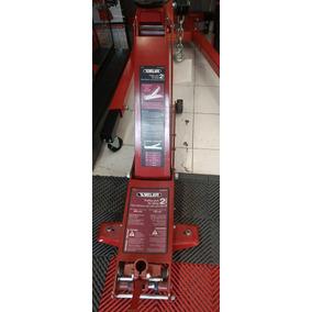 Gato Patin Hidraulico 2 Toneladas Profesional Para Taller
