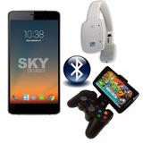 Celular Sky Elite 5.5 + Joystick + Auriculares Bluetooth *