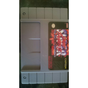 Cartucho Fita Super Nintendo Super Street Fighter 2 Snes