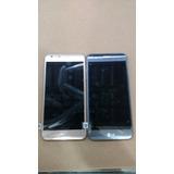 Tela Touch + Display Frontal Lg X Cam K580 K580 Dsf Original