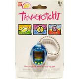 Tamagotchi Azul Traslucido Mascota Virtual 20 Aniversario