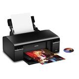 Impresora Epson T50 Con Sistema De Tinta Imprime Cd Dvd L805
