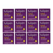 Tulipán Preservativos Tachas 12 Cajitas X 3