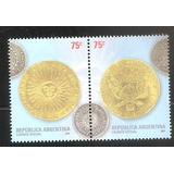 Argentina 2004(2688-90) Numismatica