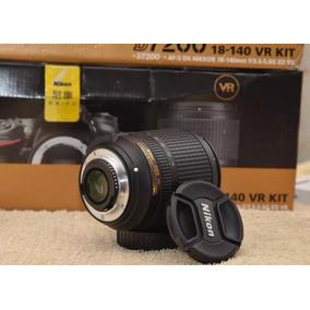 Lente Nikon 18-140 Vr Nuevo