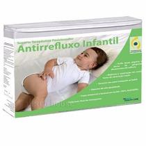 Travesseiro Anti-refluxo Infantil Com Capas