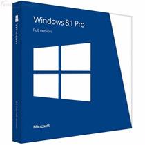 Licença/ Chave Windows 8.1 Pro Ativação Online Fpp Vitalicia