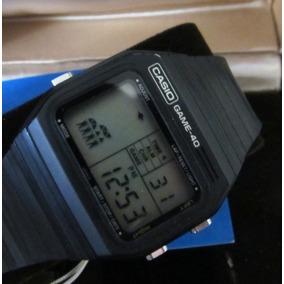Ultra Raro Casio Game Gm-40 De 1980 10 20 30 40 301 401