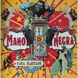 Mano Negra - Casa Babylon Vinilo Nuevo Y Sellado Obivinilos