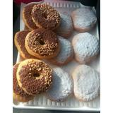 Donas Donnuts Al Mayor Para Fiestas Eventos Reuniones