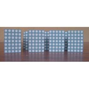 Display Matriz De Led 5x7 ¡vendo Lote!