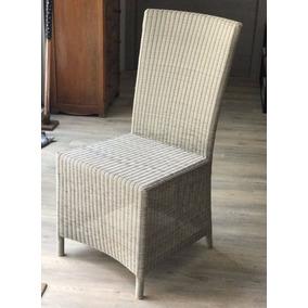 sillas de comedor captiva seaside blanca de