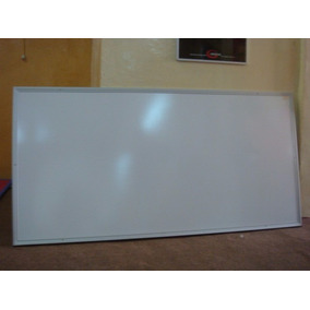 Pintarron -pizarron Blanco 1.20 X 240 Envio Gratis En El Df