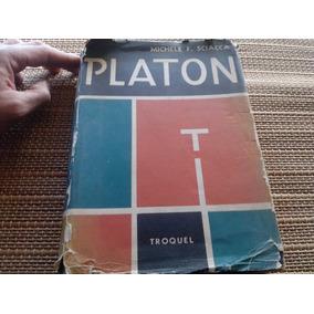 Sciacca, Michele Federico. Platón. 1959. Colección.bac.