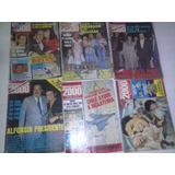 11 Revistas Radiolandia 2000