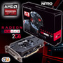 Placa Video Sapphire Radeon Amd Rx 460 2gb Ddr5 + 1 Juego