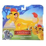 1542 Disney Guarda Do Leão Jumbo 20cm Articulado Kion