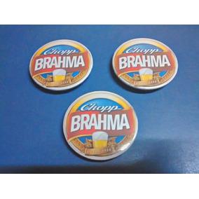03 Abridores De Garrafas (kit Cerveja Brahma) Chopp