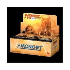 Amonkhet Booster Box Selada Em Português