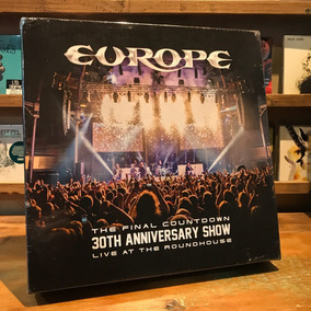 Europe The Final Countdown 30th Anniversary Show Live