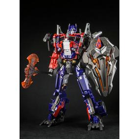Transformers Optimus Prime Pelicula M01 Black Apple 30cm