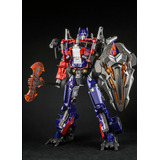 Transformers Optimus Prime Pelicula M01 Black Apple 30cm
