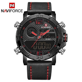Reloj Naviforce Original 9134, Hombre, Casual, Elegante,