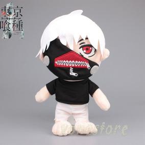 9c2c5d985da6b Pelucia Ken Kaneki Tokyo Ghoul Incriveis 30cm! Frete Gratis!