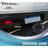 Enganche Bracco Fiat Toro 16+ Cabezal + Perno Original Cars