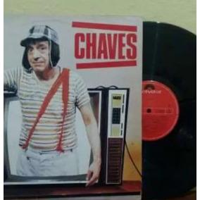 Lp Chaves = Clássico E Super Raro -