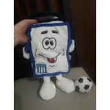 Peluche De Racing Club Original. Unico En Mercado Libre