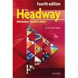New Headway Elementary: Students Book And Workbook With Answ