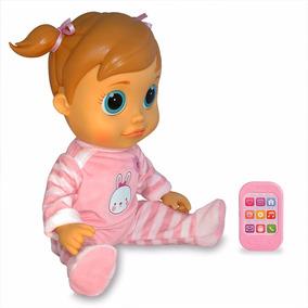 Boneca Baby Wow Analu Bebe Criança Menina - Multikids Br732