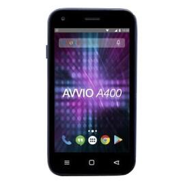 Celular Avvio A400 3.7¨ 8gb 5mp/2mp 3g